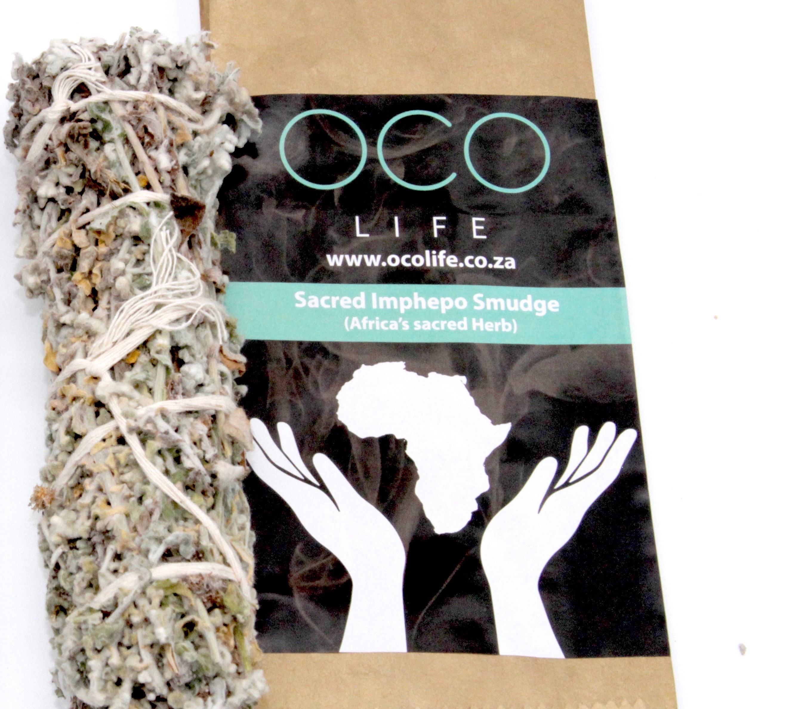 Sacred Imphepho Smudge Stick - 1 Medium Bundle - Africa's Sacred Herb