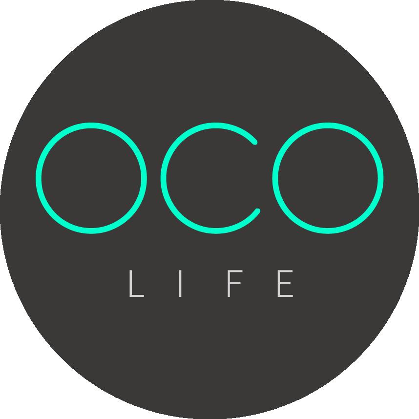 OCO LIFE LOGO image