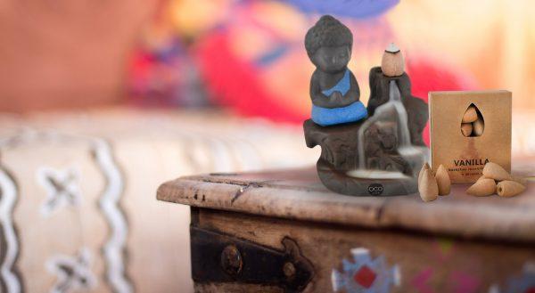 Feng shui: Buddha statue